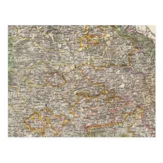 Carte Postale La Transylvanie, Roumanie
