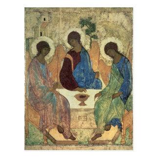 Carte Postale La trinité sainte, 1420s