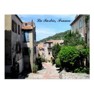 Carte Postale La Turbie, la Côte d'Azur, France