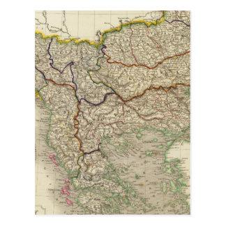 Carte Postale La Turquie 4