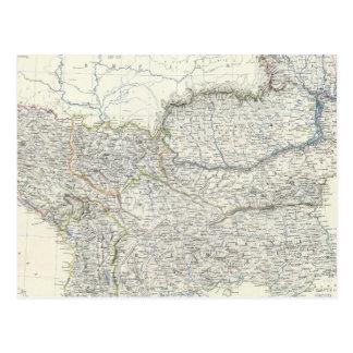 Carte Postale La Turquie en Europe 6