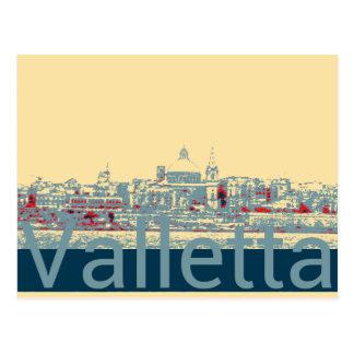 Carte Postale La Valette