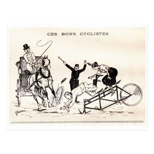 Carte Postale ~ La Vie pour Rire - 16 Juin 1900 (p.10) ~