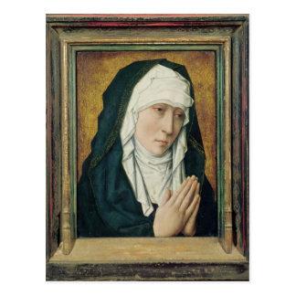 Carte Postale La Vierge de la peine 2