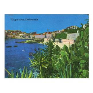 Carte Postale La Yougoslavie, Dubrovnik