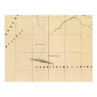 Carte Postale La Zambie, Afrique 45