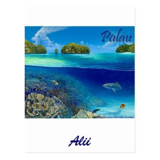 Carte Postale Lac 3 par Michael Glinski