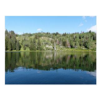 Carte Postale lac clair