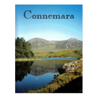 Carte Postale Lac Connemara