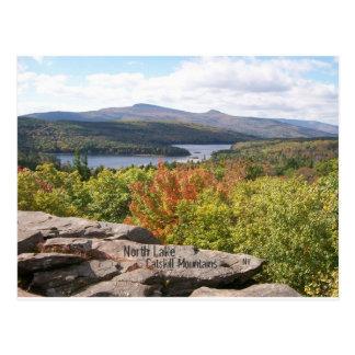 Carte Postale Lac du nord