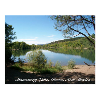 Carte Postale Lac monastery, Nouveau Mexique