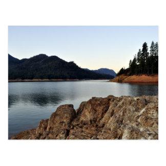 Carte Postale Lac Shasta