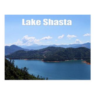 Carte Postale Lac Shasta dans Redding, la Californie