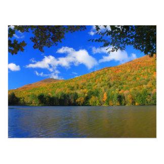 Carte Postale Lac vert Manchester Vermont
