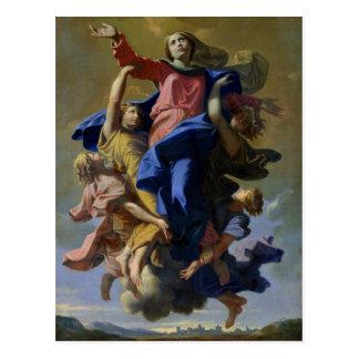 Carte Postale L'acceptation de la Vierge, 1649-50