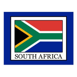 Carte Postale L'Afrique du Sud