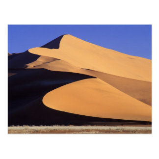 Carte Postale L'Afrique, la Namibie, le Sesriem et le Sossusvlei