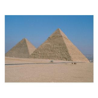 Carte Postale L'Afrique - l'Egypte - le Caire - grandes