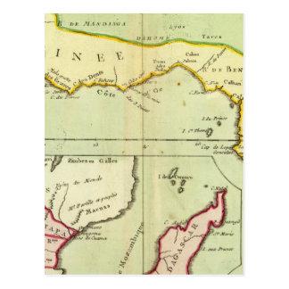 Carte Postale L'Afrique, Madagascar