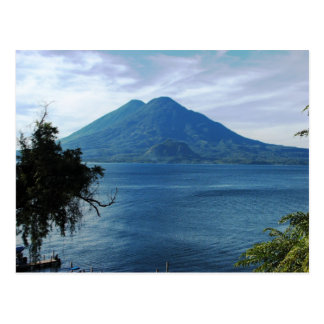 Carte Postale Lago Atitlan