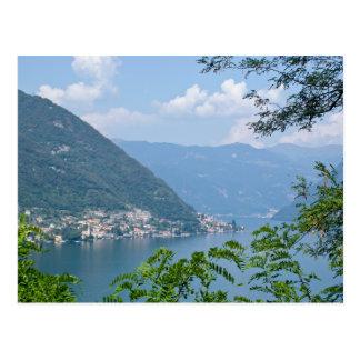 Carte Postale Lago di Como Postcard
