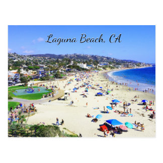 Carte Postale Laguna Beach, CA