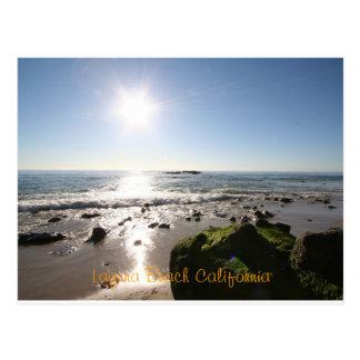 Carte Postale Laguna Beach Ca