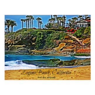 Carte Postale Laguna Beach, la Californie
