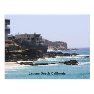 Carte Postale Laguna Beach la Californie
