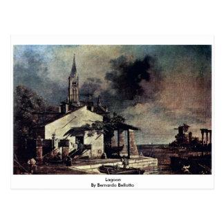Carte Postale Lagune par Bernardo Bellotto