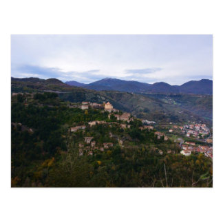 Carte Postale Laino Castello Calabre