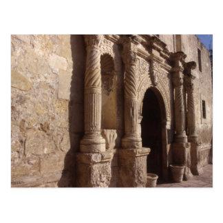 Carte Postale L'Alamo-Tombeau de la liberté du Texas