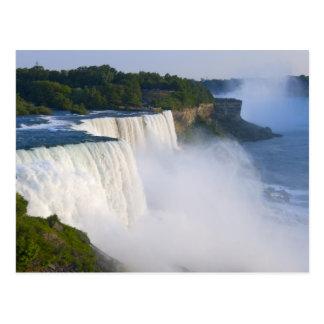 Carte Postale L'Américain tombe en parc d'état de chutes du