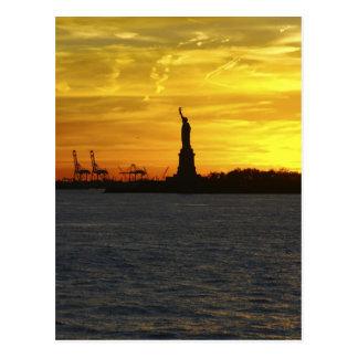 Carte Postale L'Amérique du Nord, Etats-Unis, New York, New York