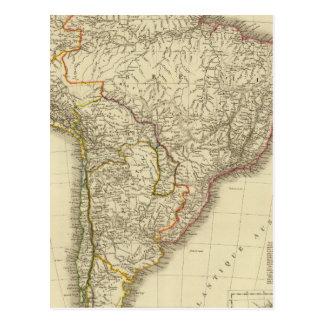 Carte Postale L'Amérique du Sud 31