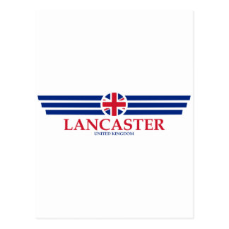 Carte Postale Lancaster