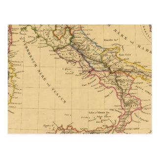 Carte Postale L'ancienne Italie