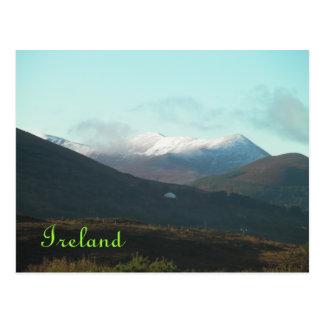 Carte Postale L'anneau de Kerry, Irlande