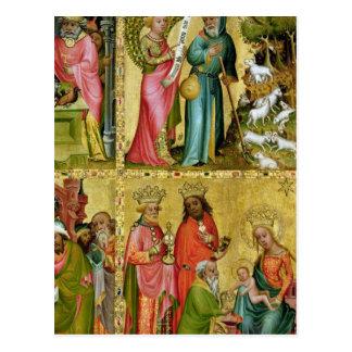 Carte Postale L'annonce à St Joachim