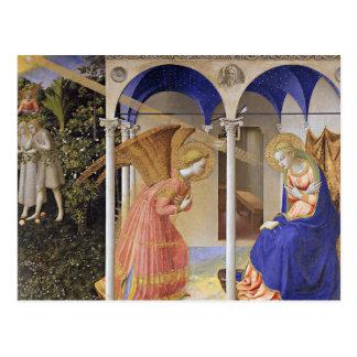 Carte postale : L'annonce par ATF Angelico