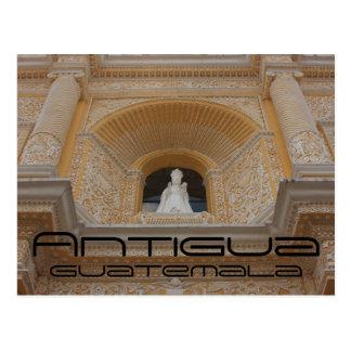 Carte Postale L'Antigua, Guatemala