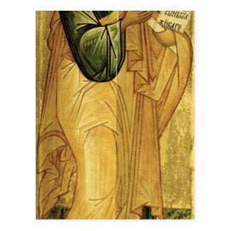 Carte Postale L'apôtre saint Peter, icône russe