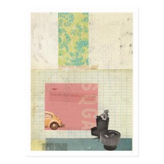Carte Postale L'appartement