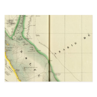 Carte Postale L'Arabie Saoudite, Asie 77