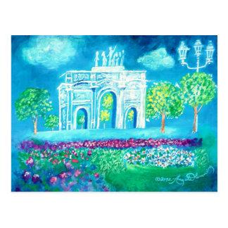 Carte Postale L'Arc de Triomphe