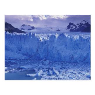 Carte Postale L'Argentine, Patagonia, visibilité directe de