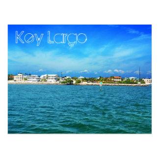 Carte Postale Largo principal, la Floride, Etats-Unis