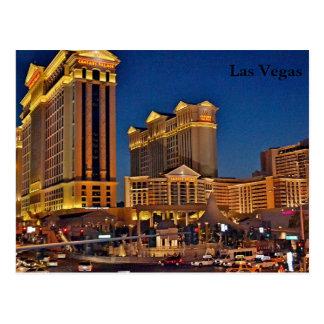 Carte postale - Las Vegas