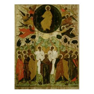 Carte Postale L'ascension de notre seigneur