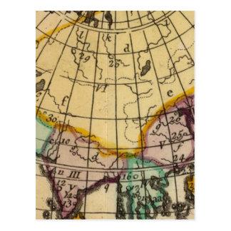 Carte Postale L'Asie 11